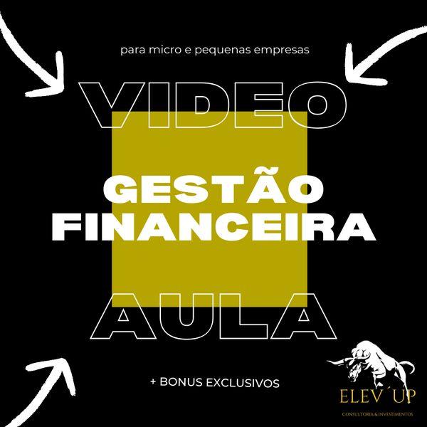 Imagem principal do produto Gestão financeira para micro e pequenas empresas