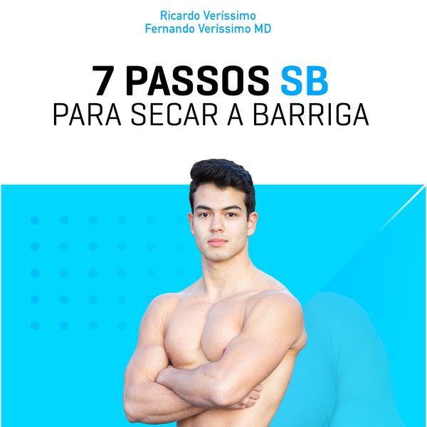 Imagem principal do produto 7 Passos SB - Para Secar a Barriga