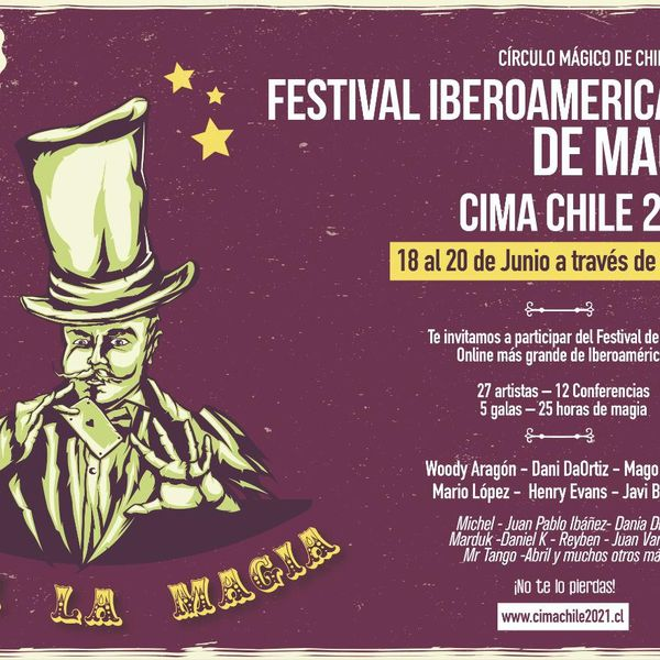 Imagem principal do produto CIMA Chile 2021