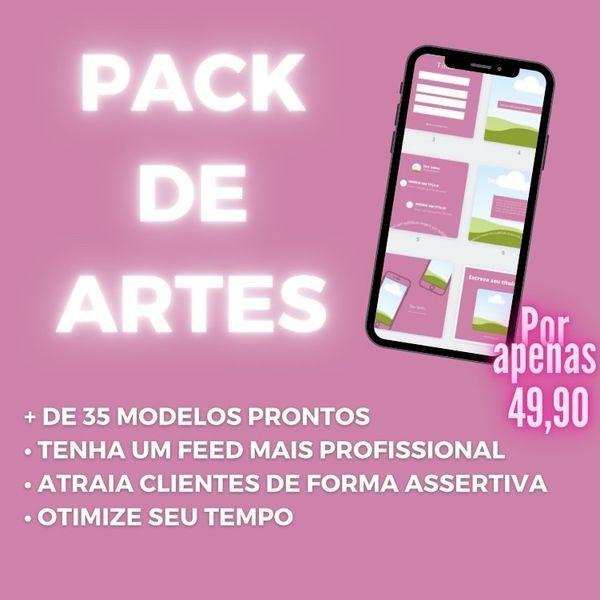 Imagem principal do produto CANVA PACK PARA EMPREENDEDORES