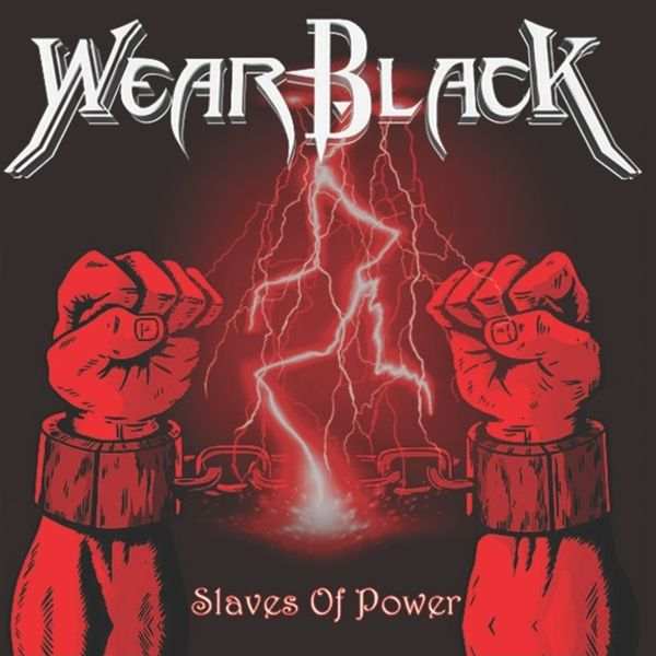 Imagem principal do produto Álbum de Heavy Metal banda WearBlack