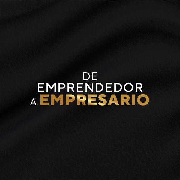 Imagem principal do produto De emprendedor a empresario