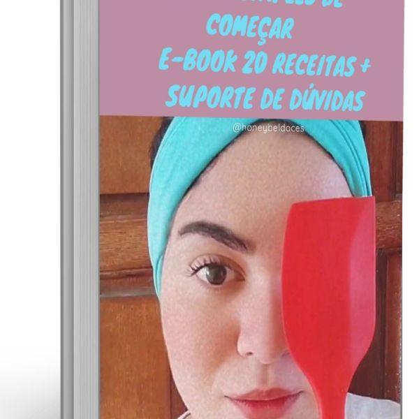 Imagem principal do produto E-book Jeito simples de começar