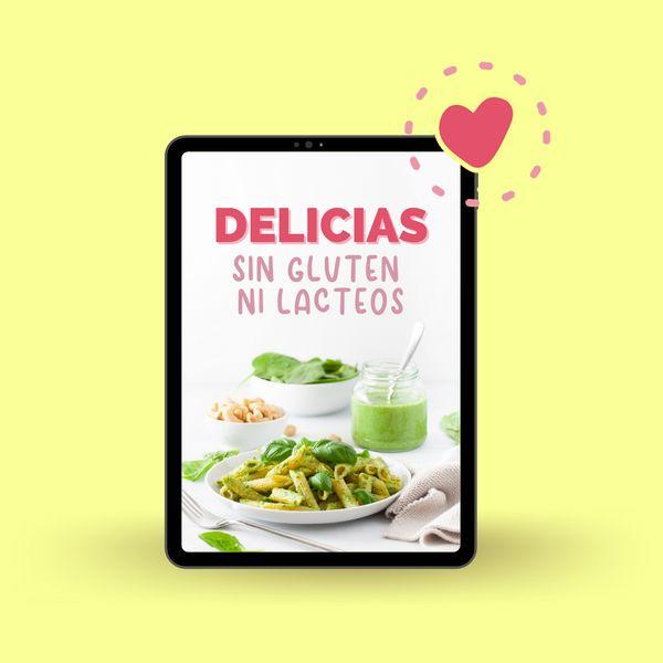 Imagem principal do produto Delicias sin gluten ni lácteos