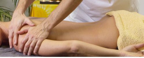 Introducción al masaje general relajante