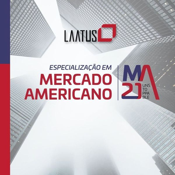 Imagem principal do produto Especialização em Mercado Americano