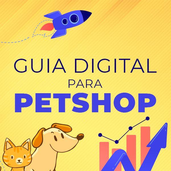 Imagem principal do produto Guia Digital Marketing para Petshop
