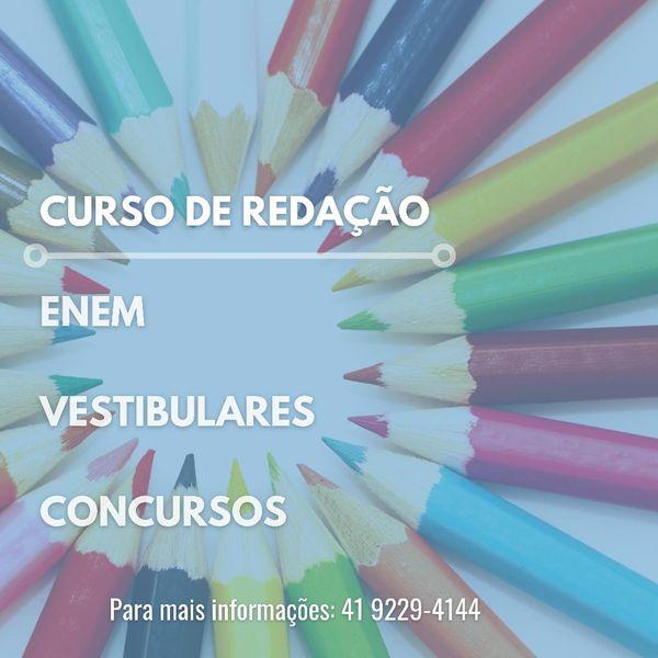 Imagem principal do produto INTENSIVÃO DA REDAÇÃO UFPR