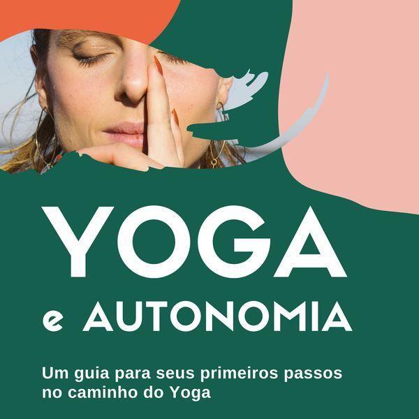 Imagem principal do produto Livro Digital Yoga & Autonomia