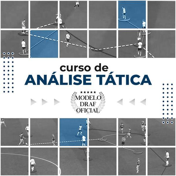 Imagem principal do produto Curso de Análise Tática (Acesso Básico)