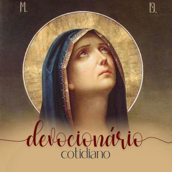 Imagem principal do produto Devocionário Cotidiano Católico