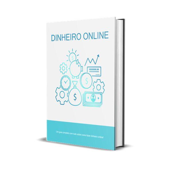 Imagem principal do produto Dinheiro Online - Guia completo com tudo sobre dinheiro online!