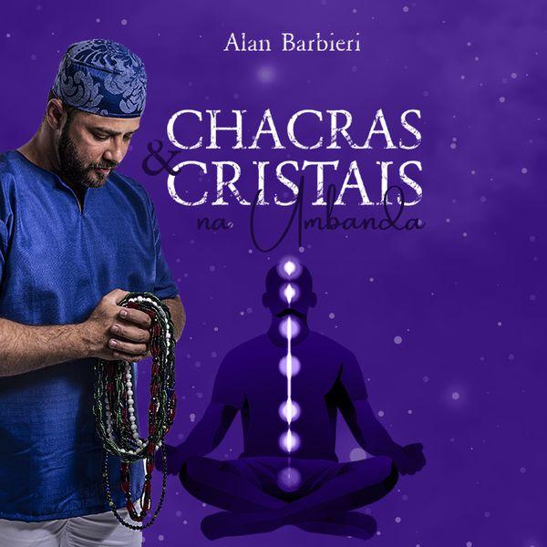 Imagem principal do produto Ebook Chacras e Cristais na Umbanda