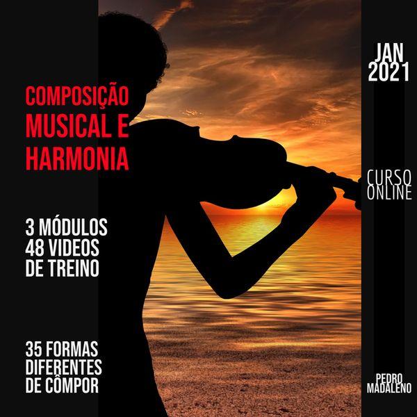 Imagem principal do produto Composição Musical e Harmonia