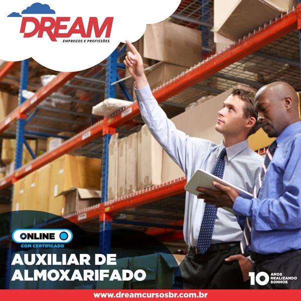 Imagem principal do produto AUXILIAR DE ALMOXARIFADO