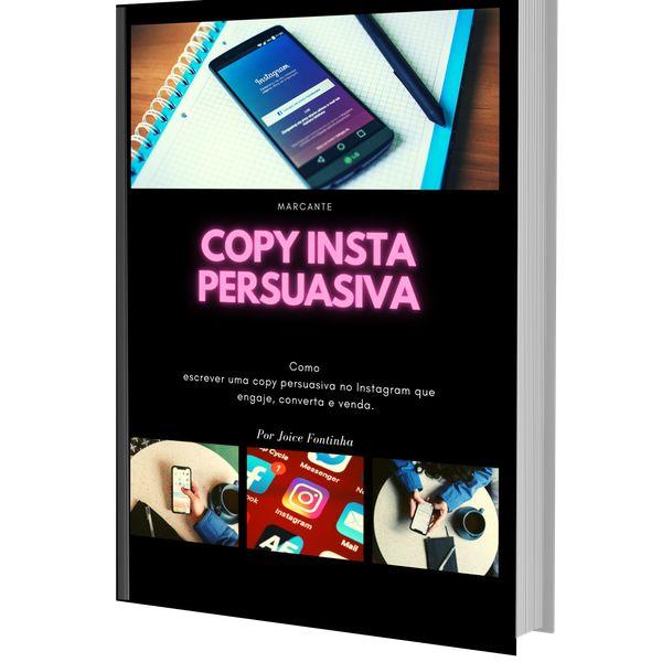 Imagem principal do produto Copy Insta Persuasiva
