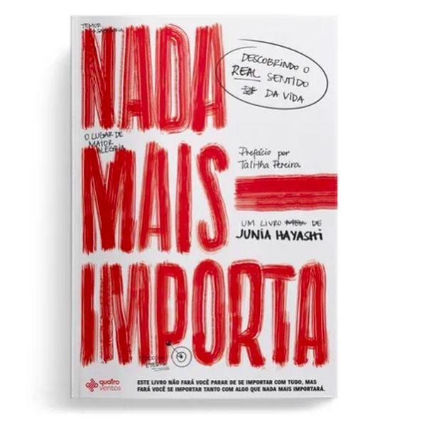 Imagem principal do produto Nada Mais Importa (E-book)