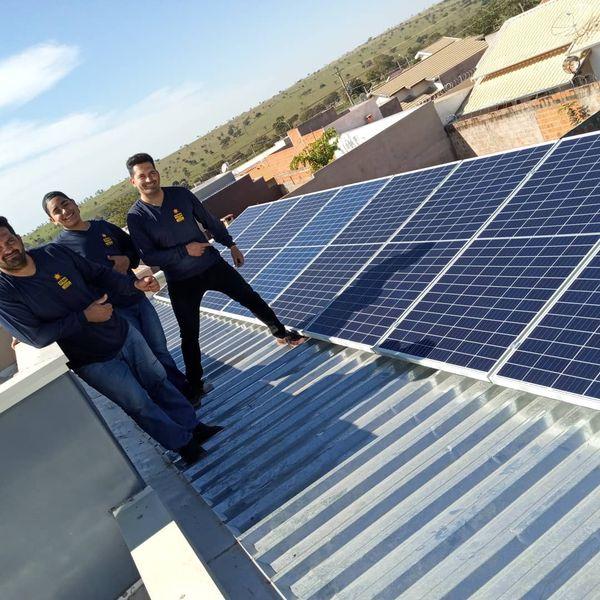 Imagem principal do produto ENERGIA SOLAR PASSO A PASSO