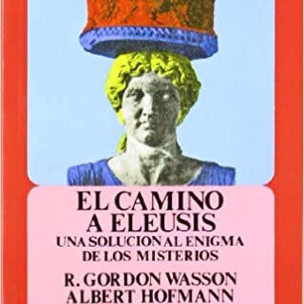 Imagem principal do produto Audiolibro El camino a Eleusis, Wasson