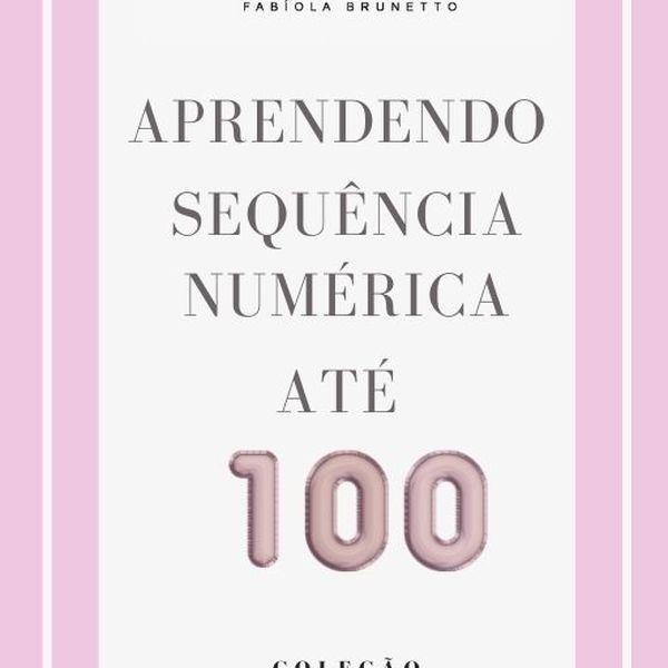 Imagem principal do produto Aprendendo sequência numérica até 100