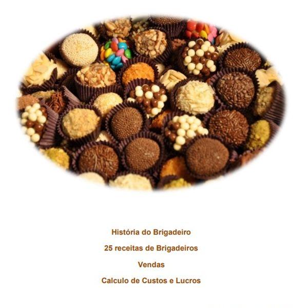 Imagem principal do produto Brigadeiros Gourmet Faça e Venda