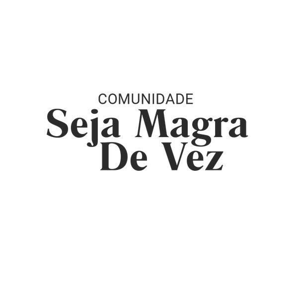 Imagem principal do produto Comunidade seja Magra De Vez