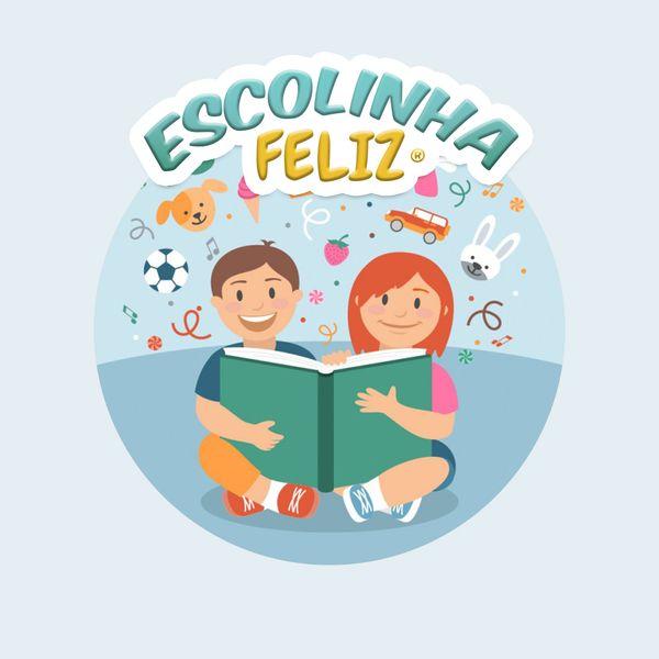 Imagem principal do produto ESCOLINHA FELIZ - Atividades para Educação Infantil