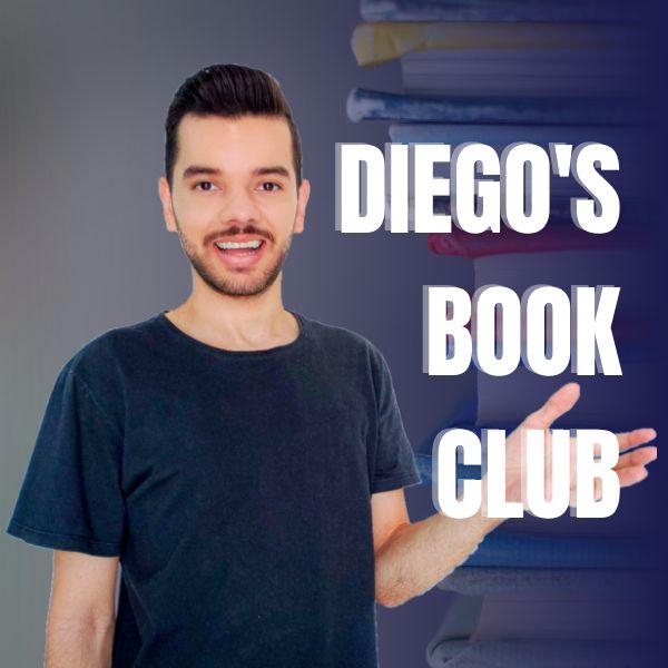 Imagem principal do produto Diego's Book Club
