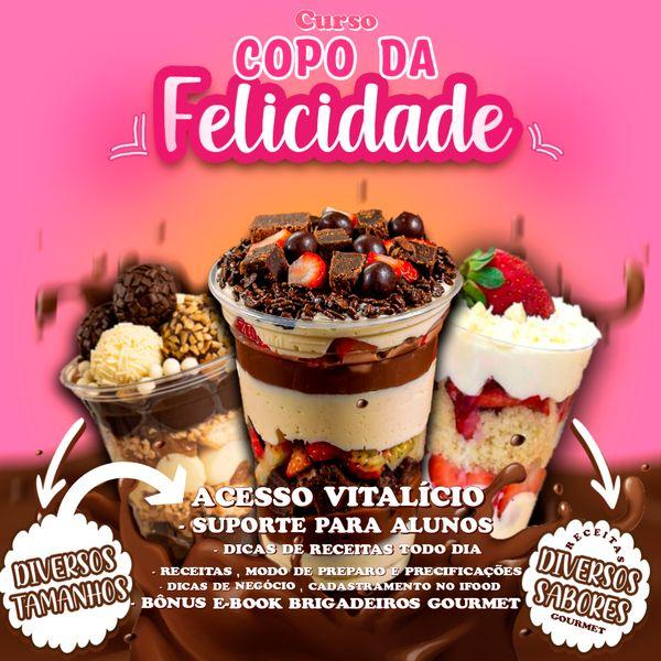 Imagem principal do produto Copos da Felicidade Mega Lucrativos!