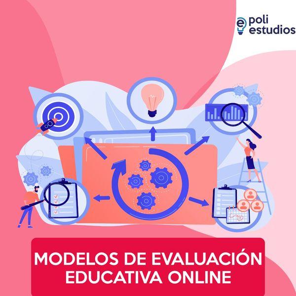 Imagem principal do produto Curso Virtual Modelos de evaluación educativa online