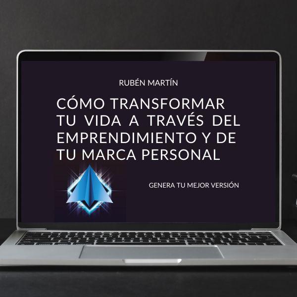 Imagem principal do produto Cómo Transformar tu Vida a través del Emprendimiento y de Tu Marca Personal