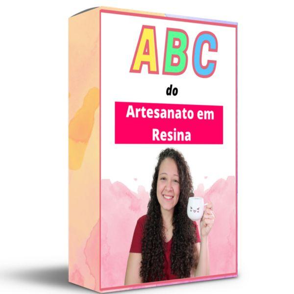 Imagem principal do produto ABC do Artesanato em Resina