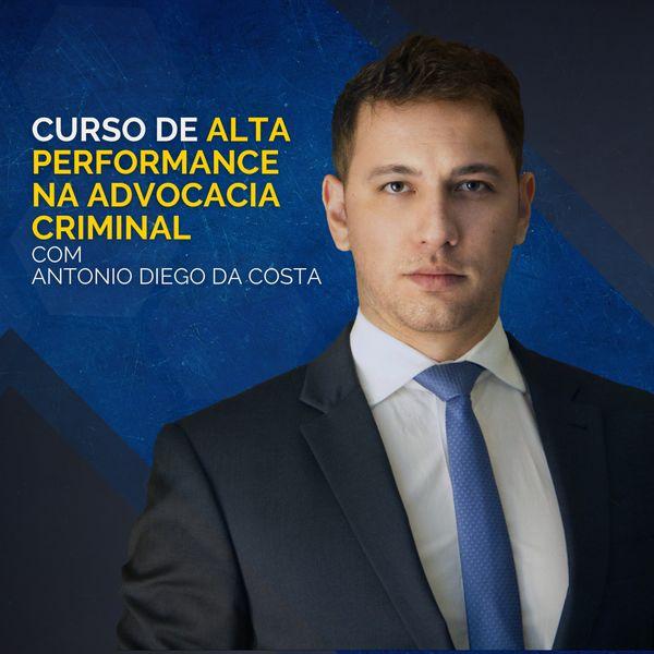 Imagem principal do produto Curso de Alta Performance na Advocacia Criminal