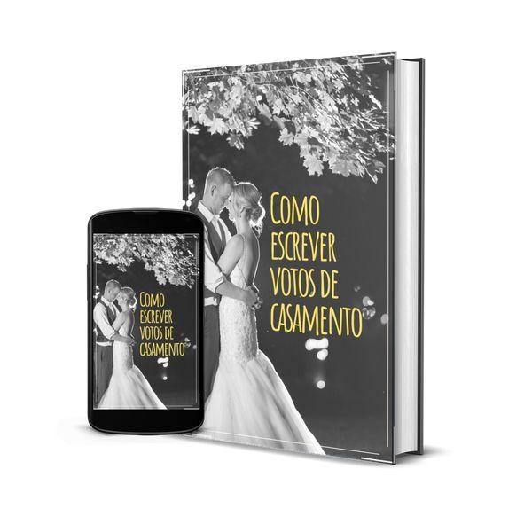 Imagem principal do produto Como Escrever Votos de Casamento