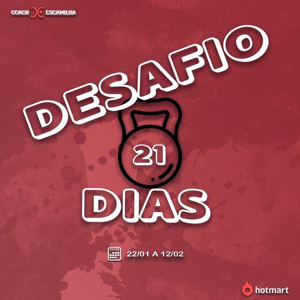 Imagem principal do produto DESAFIO 21 DIAS - PROJETO VERÃO