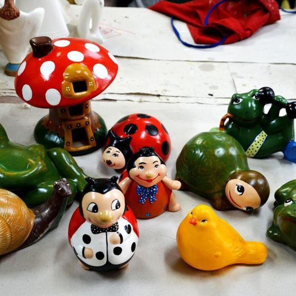 Imagem principal do produto Curso de pintura - Técnicas para jardinagem