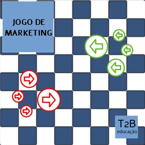 Imagem principal do produto Jogo de Marketing