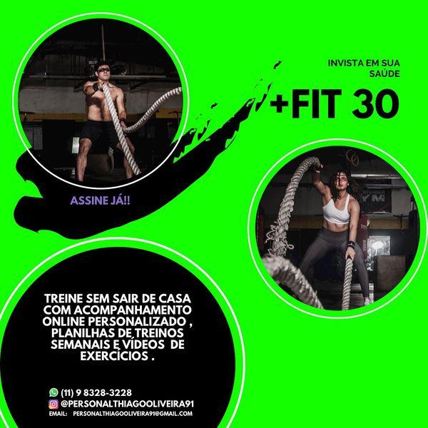 Imagem principal do produto +Fit30