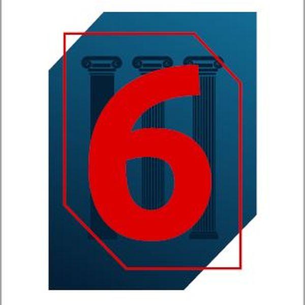 Imagem principal do produto Ebook - Os 6 Pilares da Produtividade