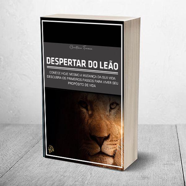 Imagem principal do produto Despertar do Leão