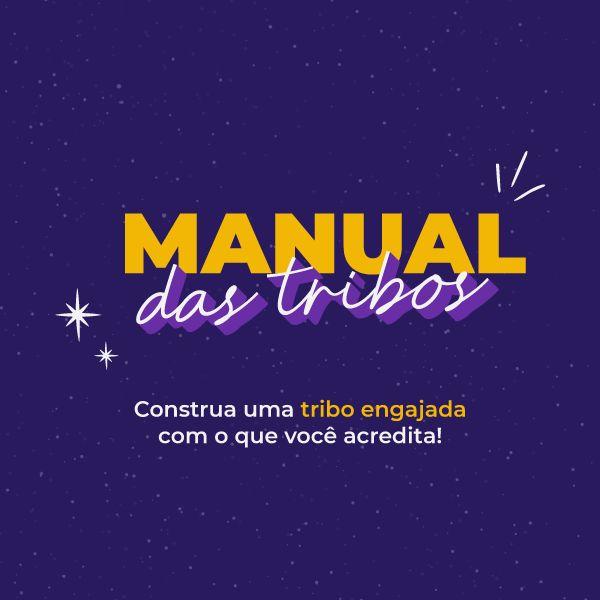 Imagem principal do produto Manual das Tribos