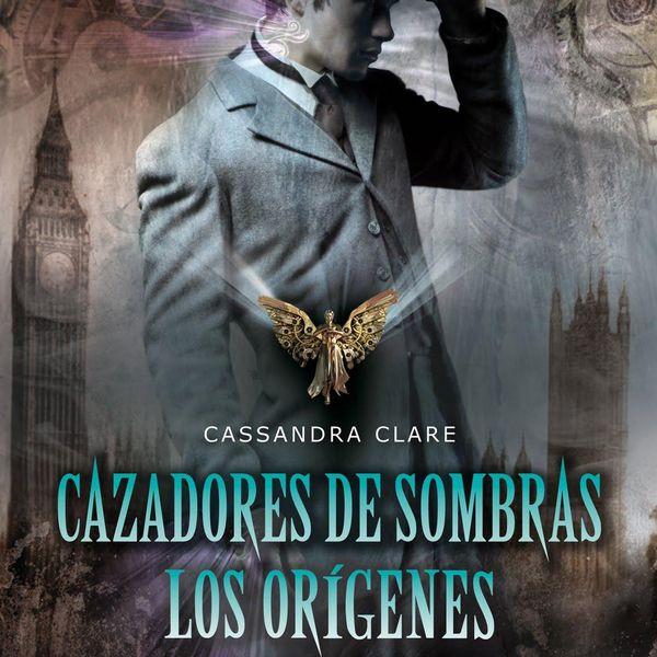 Imagem principal do produto Audiolibro Ángel Mecánico - Cazadores de sombras. Los orígenes - Vol. 1