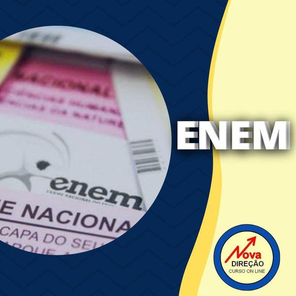 Imagem principal do produto ENEM