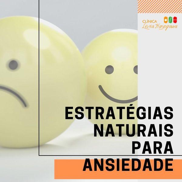 Imagem principal do produto Estratégias nutricionais e aromaterapia na ANSIEDADE