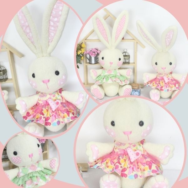 Imagem principal do produto 19ª Vídeo Aula Baby Bunnie