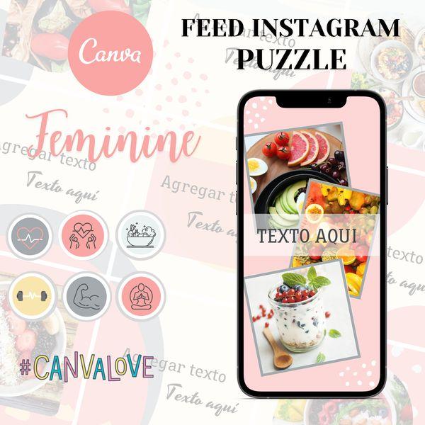 Imagem principal do produto Feed Feminine