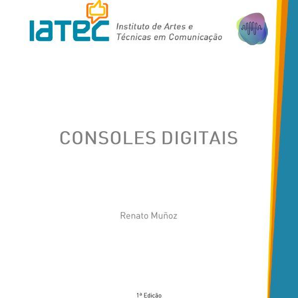 Imagem principal do produto E-Book Consoles Digitais