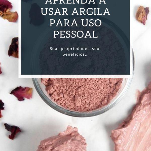 Imagem principal do produto Argiloterapia + Aromaterapia