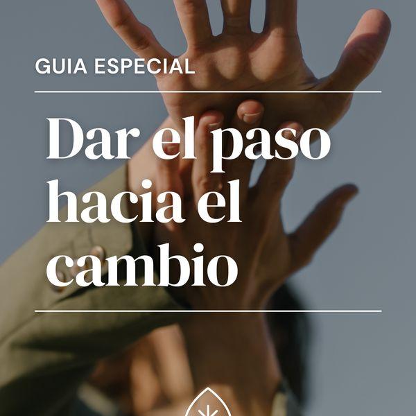 Imagem principal do produto DAR EL PASO HACIA EL CAMBIO