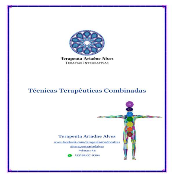 Imagem principal do produto Curso de Técnicas Terapêuticas Combinadas